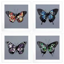 Screenprint Whatson - Butterfly