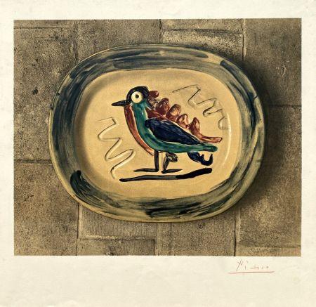 Lithograph Picasso - Céramique