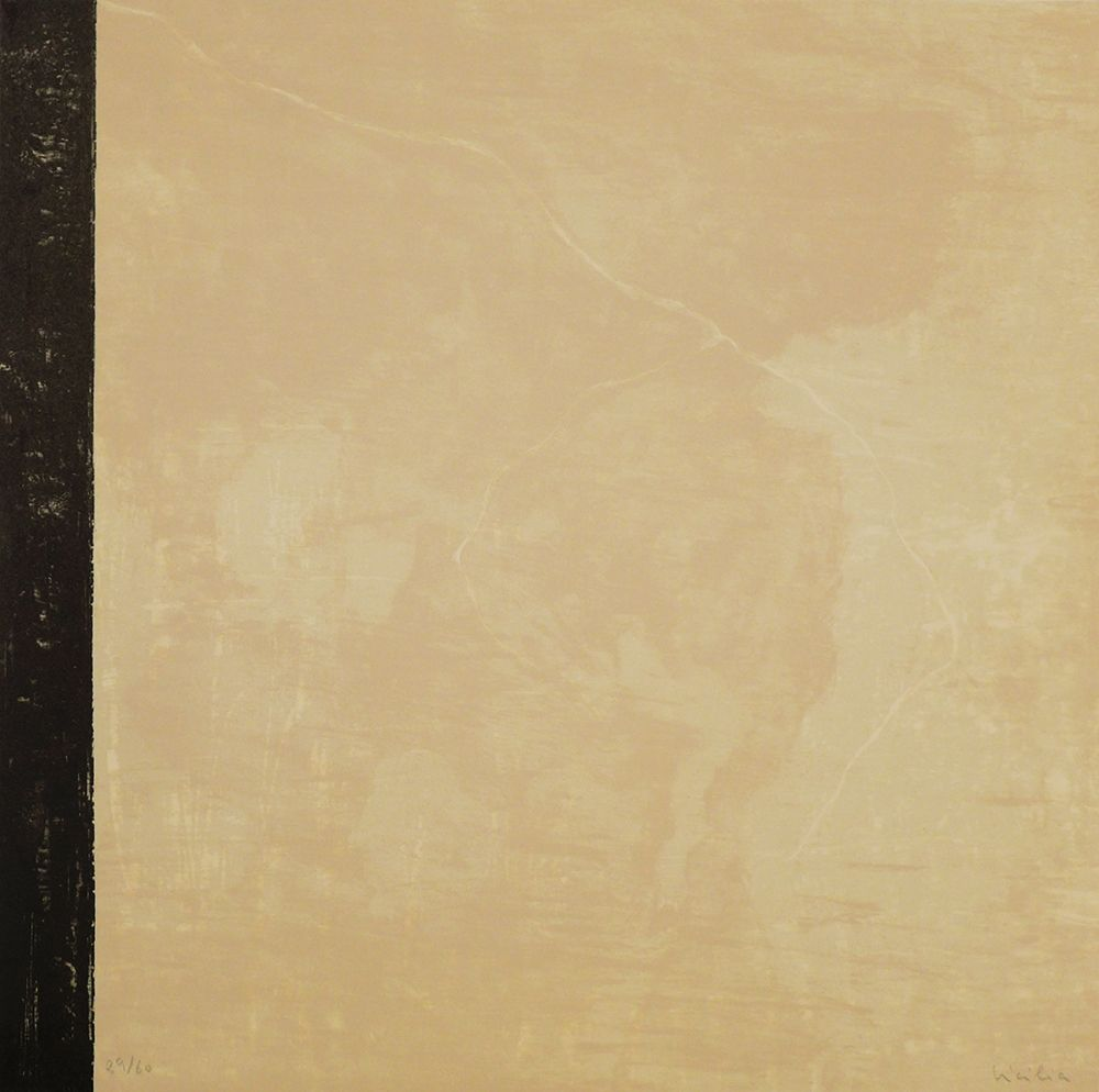 Lithograph Sicilia - C-5 103