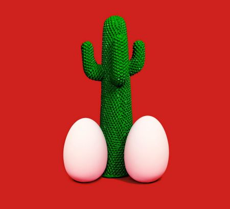 No Technical Cattelan - Cactus God