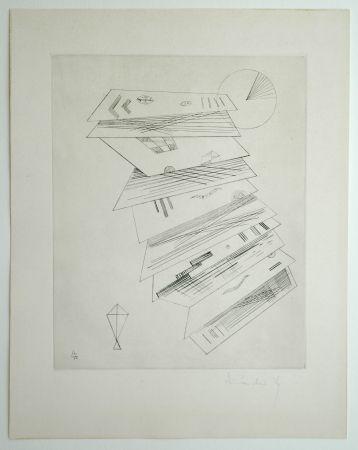 Etching Kandinsky - Cahiers d'Art