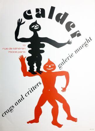 Poster Calder - CALDER :