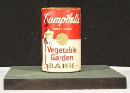 Multiple Warhol - Campbell