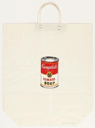 Screenprint Warhol - Campbells Soup Shopping Bag (Fs Ii.4)