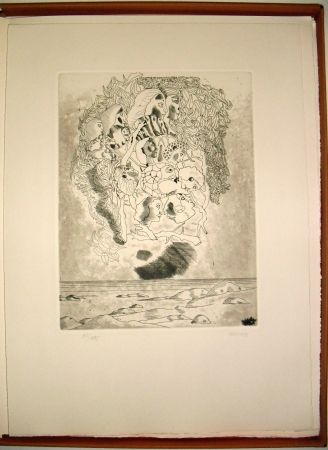 Illustrated Book Castillo - Canta a Sola Lisi