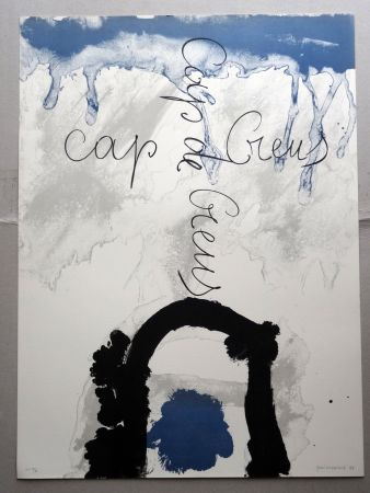 Lithograph Guinovart - Cap de Creus