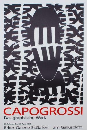 Lithograph Capogrossi - CAPOGROSSI - Das graphische Werk