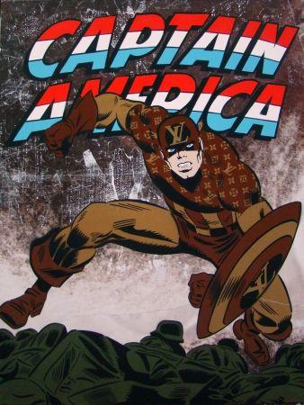 No Technical Simmons - Captain America