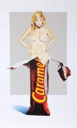 Lithograph Ramos - Caramia Caramello