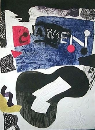 Intaglio Clavé - Carmen - Met Set I