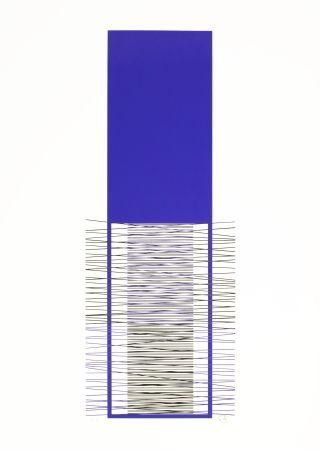 Screenprint Soto - Caroni (Purple)