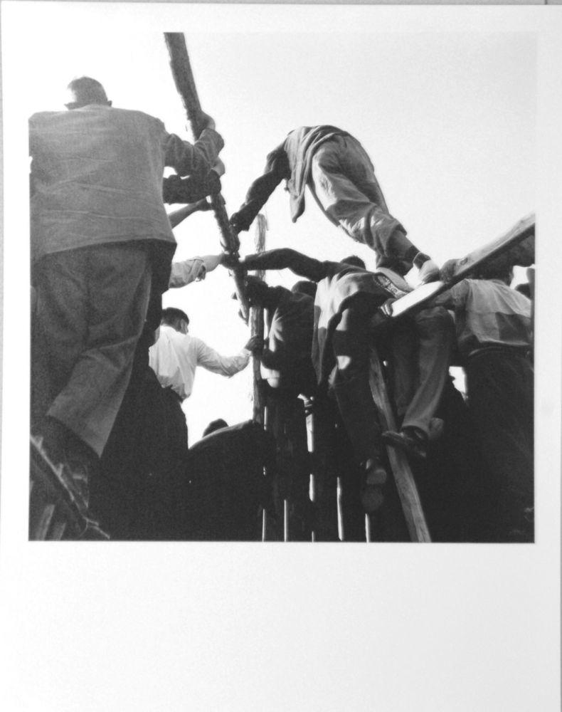 Photography Català-Roca - Carrascosa del Campo, 1955