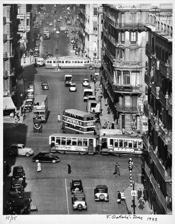 Photography Català-Roca - Carrer Balmes, Barcelona, 1953