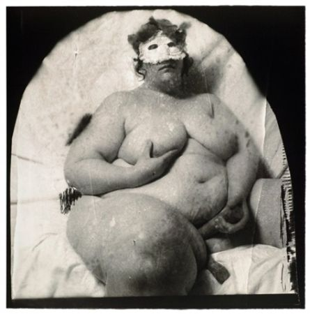 Photography Peter Witkin - Carrot Cake #1