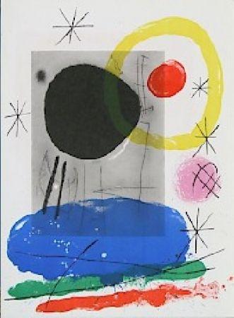 Lithograph Miró - Cartons pg.10