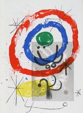 Lithograph Miró - Cartons pg.11