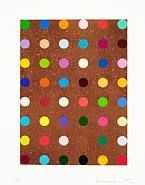 Lithograph Hirst - Carvacol