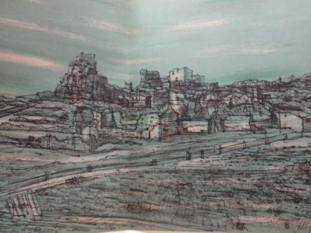 Illustrated Book Carzou - Carzou — Provence