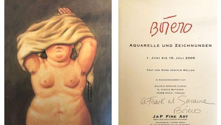 No Technical Botero - Catalogue dédicacé