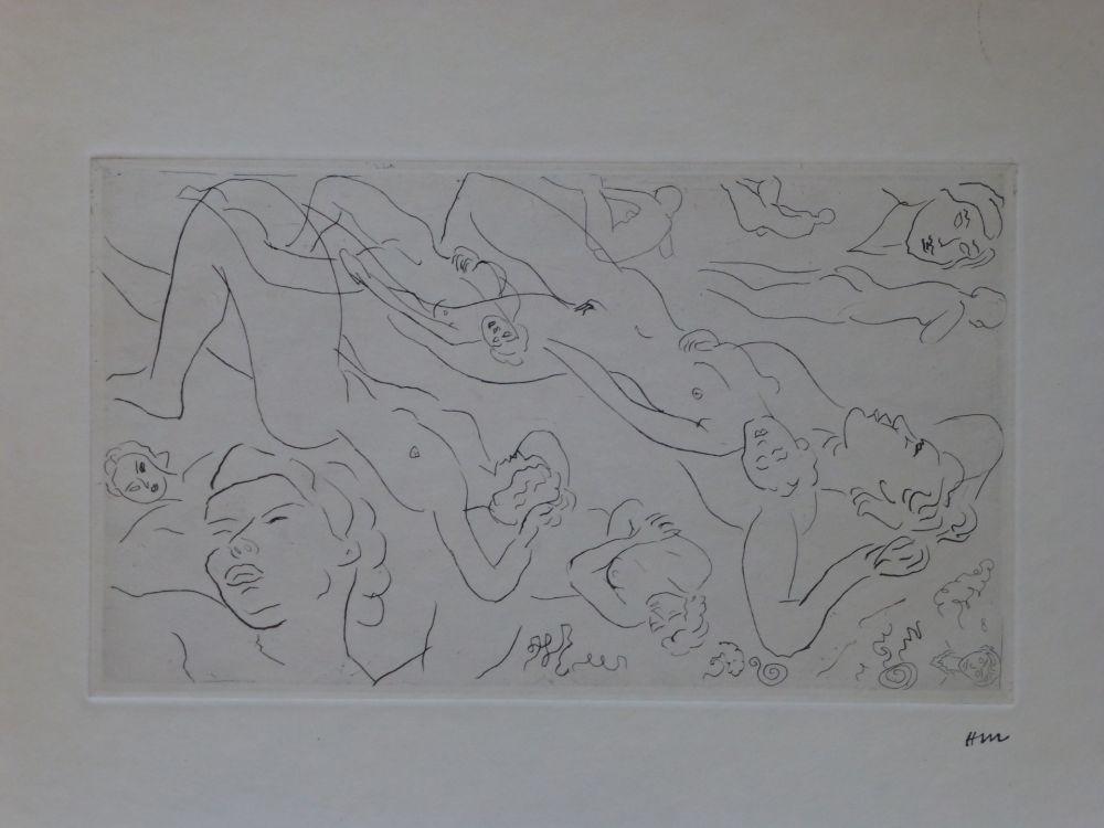 Engraving Matisse - Catalogue raisonné des ouvrages illustrés