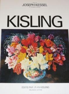 Illustrated Book Kisling - Catalogue raisonné tome 1