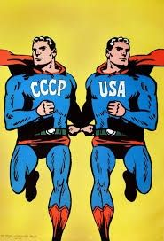 Poster Cieslewicz  - CCP - USA