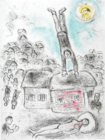 No Technical Chagall -  Ce lui qui dit les choses sans rien dire (Plate 10)