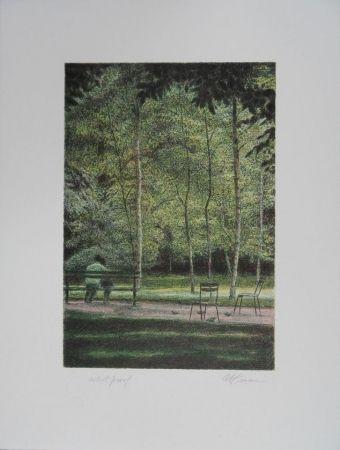 No Technical Altman - Central Park - A quiet place