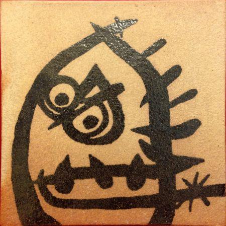 Ceramic Miró (After) - Ceramic