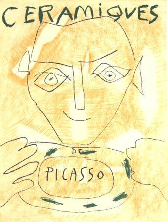 Lithograph Picasso - Ceramiques