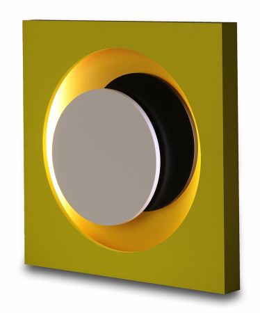 Multiple Claisse - Cercles jaune