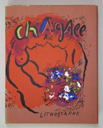 Illustrated Book Chagall - CHAGALL LITHOGRAPHE I. 1960