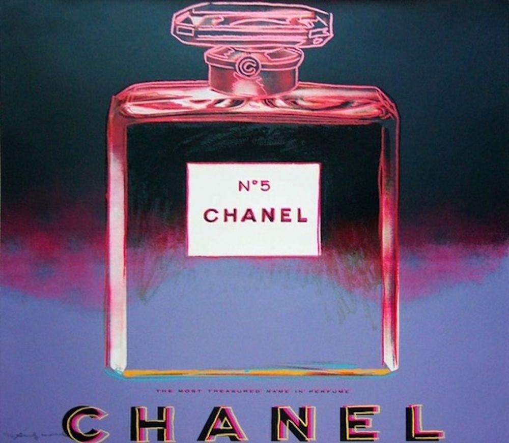 Screenprint Warhol - Chanel (FS II.354)