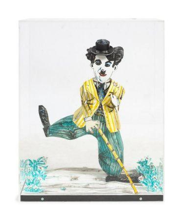 Lithograph Grooms - Charlie Chaplin
