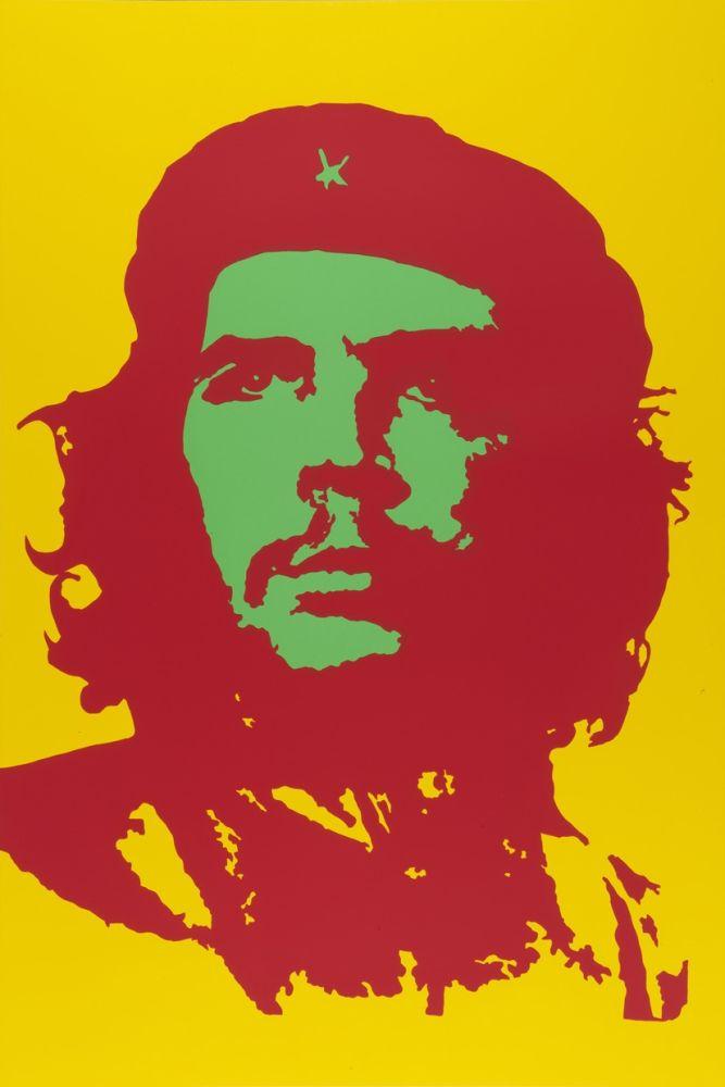 Screenprint Warhol (After) - Che Guevara I.