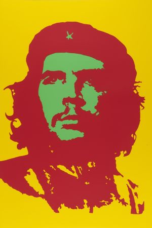 Screenprint Warhol (After) - Che Guevara I.