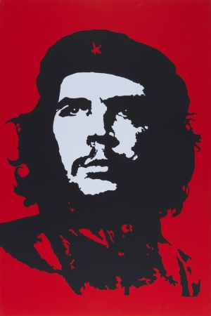 Screenprint Warhol (After) - Che Guevara II.