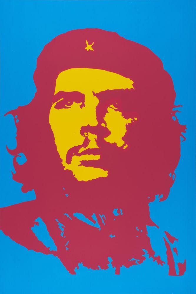 Screenprint Warhol (After) - Che Guevara III.