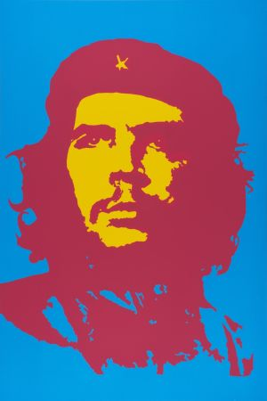 Screenprint Warhol (After) - Che Guevara III.