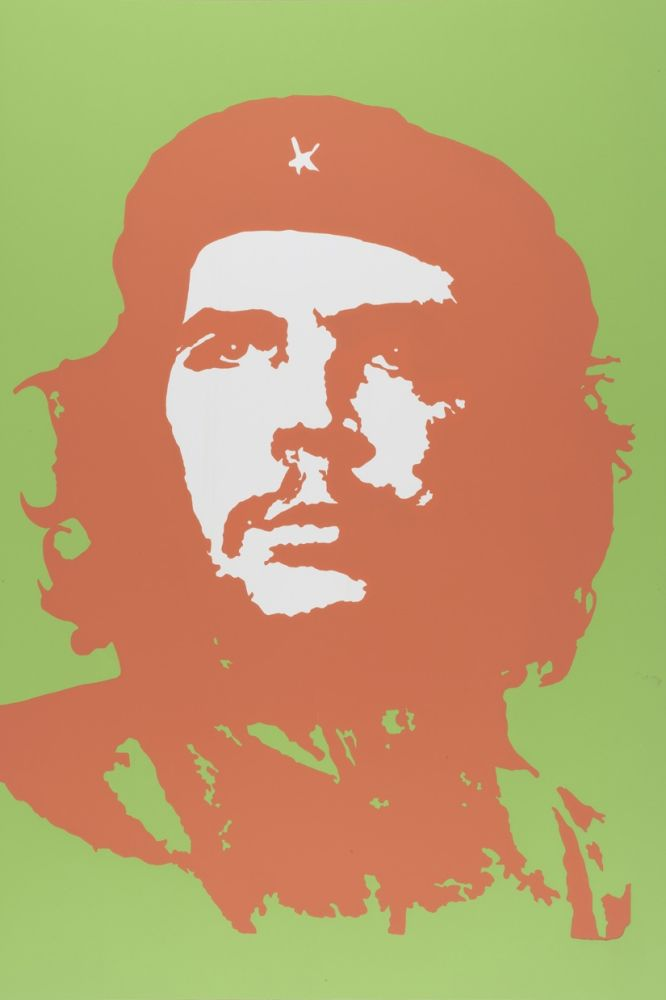 Screenprint Warhol (After) - Che Guevara IV.
