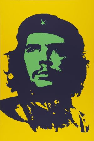 Screenprint Warhol (After) - Che Guevara IX.