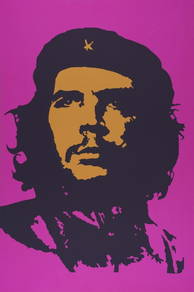 Screenprint Warhol (After) - Che Guevara V.