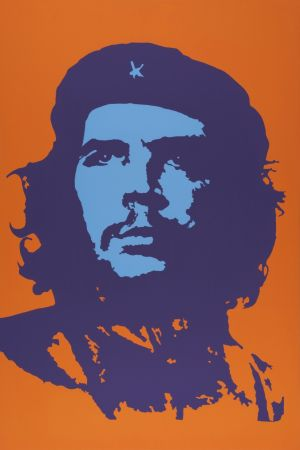 Screenprint Warhol (After) - Che Guevara VI.