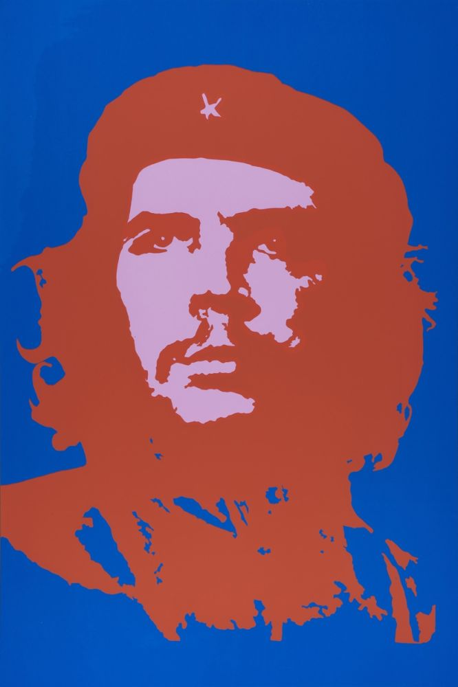 Screenprint Warhol (After) - Che Guevara VII.