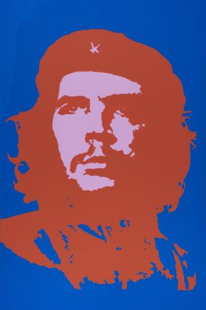 Screenprint Warhol (After) - Che Guevara VII.