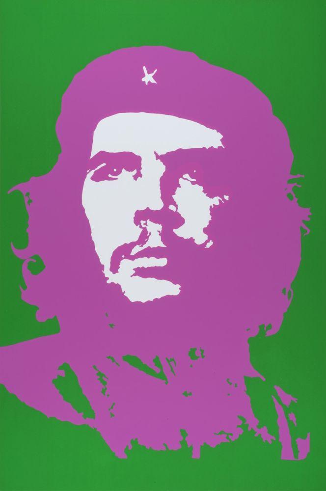 Screenprint Warhol (After) - Che Guevara VIII.