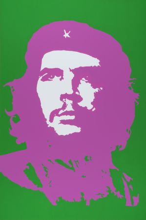 Screenprint Warhol (After) - Che Guevara VIII.