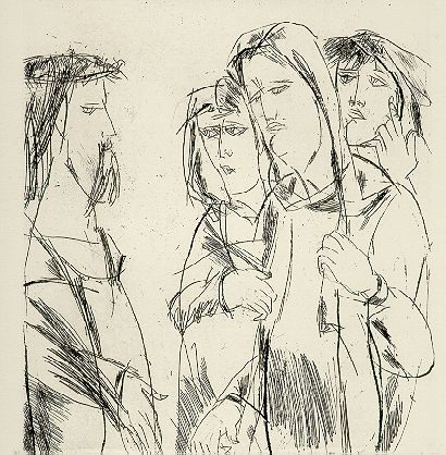 Illustrated Book Guidi - Chemin de Croix