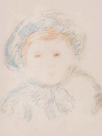 No Technical Cassatt - Child in a Bonnet