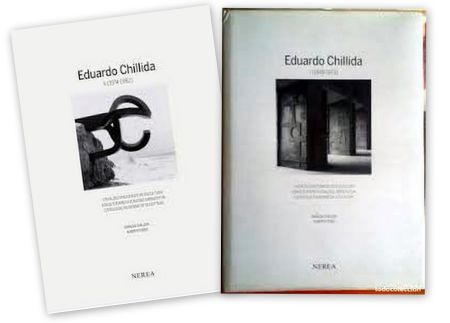 Illustrated Book Chillida - Chillida Catalogue Raisonné of Sculpture Vol. I - Vol. II